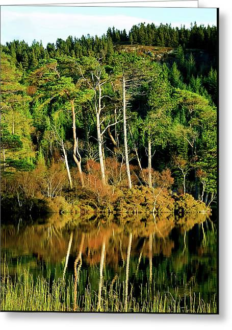 Loch Lundie Greeting Card