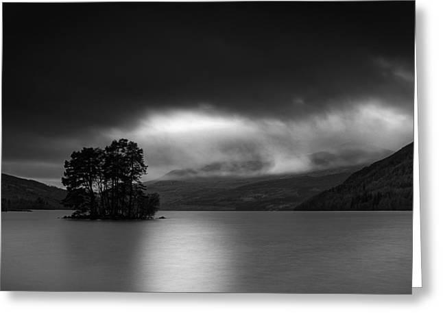 Exposure Greeting Cards - Loch Tay Greeting Card by Tim Haynes