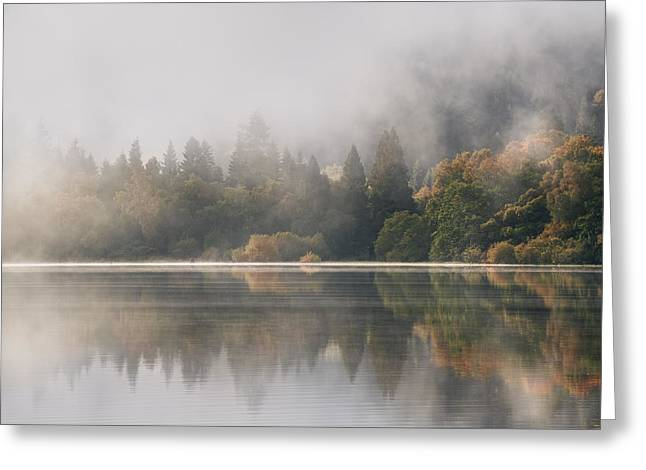Loch Venachar 2 Greeting Card by Rod McLean