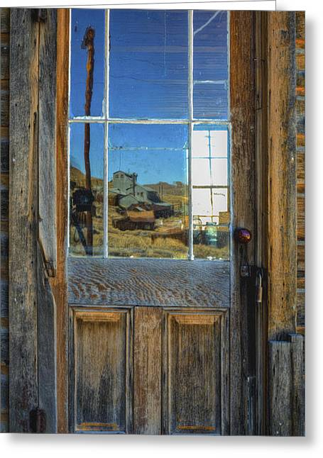 Locked Up Memories Greeting Card by Mitch Shindelbower