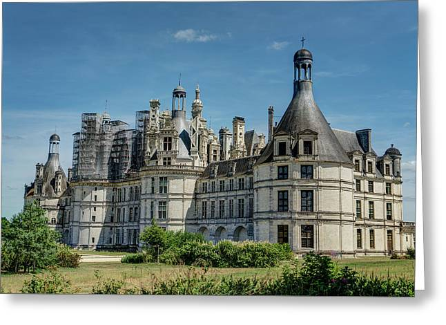 Loire Valley 1 Greeting Card