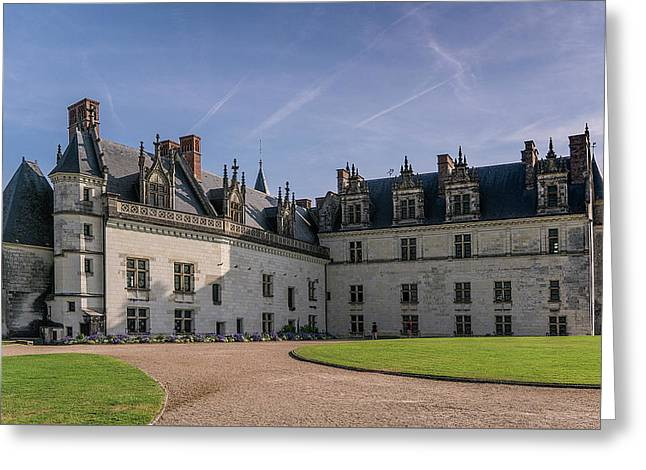 Loire Valley 3 Greeting Card