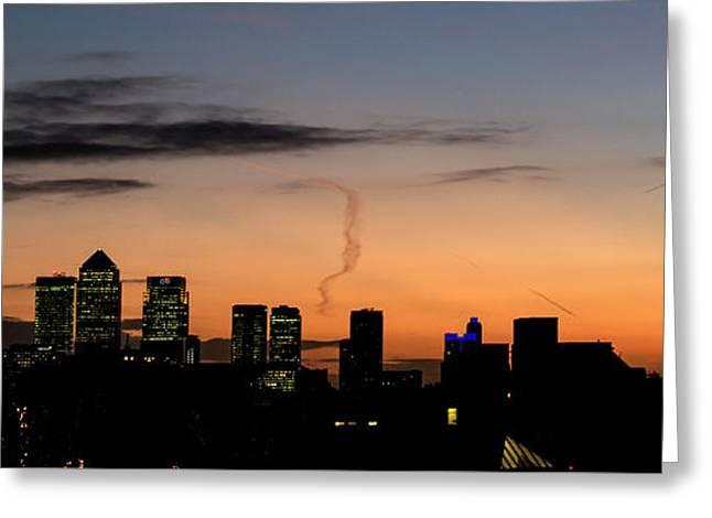 London Wakes 3 Greeting Card