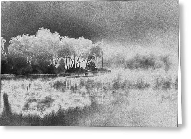 Greeting Card featuring the photograph Long Ago Memory by Steven Huszar