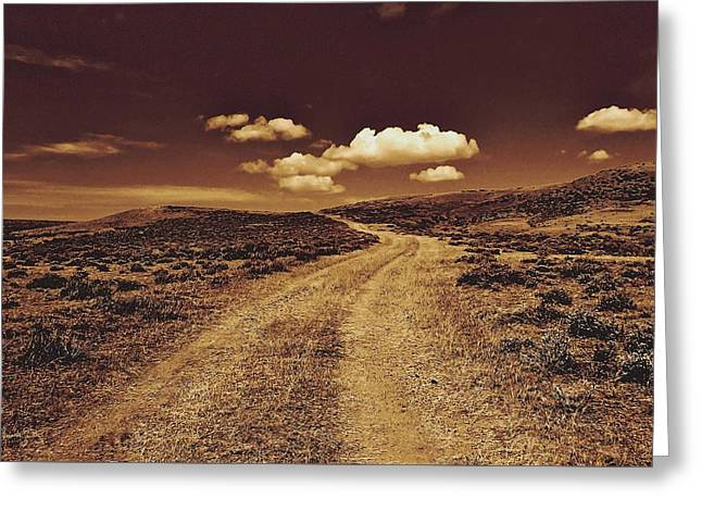 Long Way To Tipperary Greeting Card