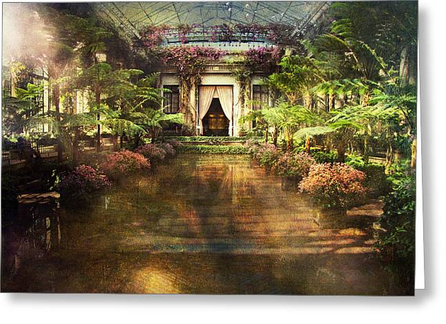 Longwood Gardens Greeting Card