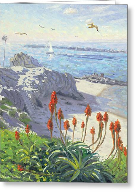 Lookout Point Greeting Card