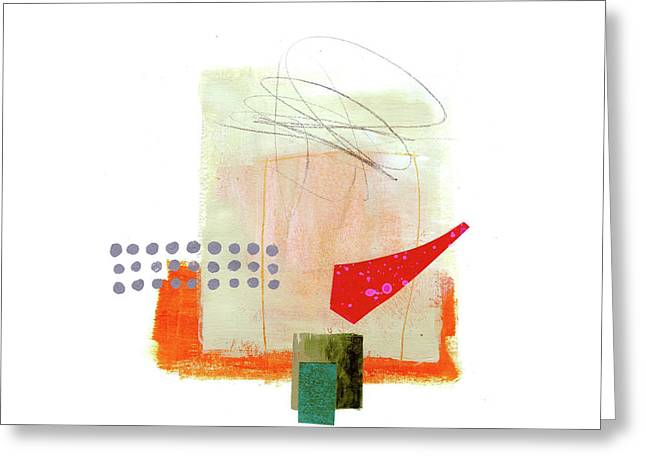 Loose Ends #4 Greeting Card