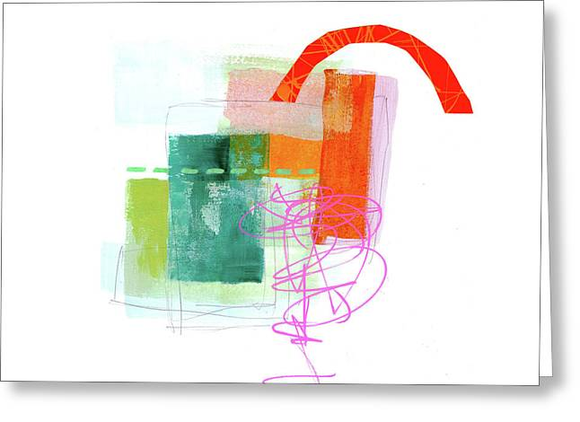 Loose Ends#1 Greeting Card