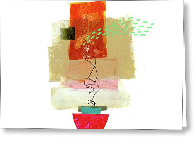 Loose Ends#3 Greeting Card