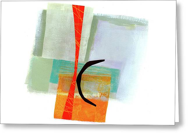 Loose Ends#6 Greeting Card