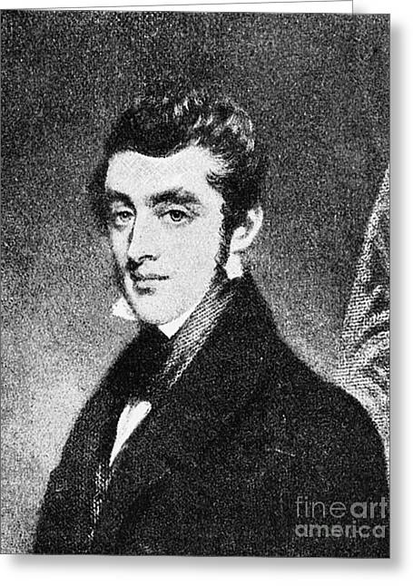 Lord Charles Thomson Greeting Card by Granger