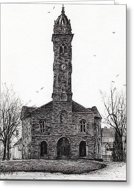 Lorne And Lowland Parish Church Greeting Card