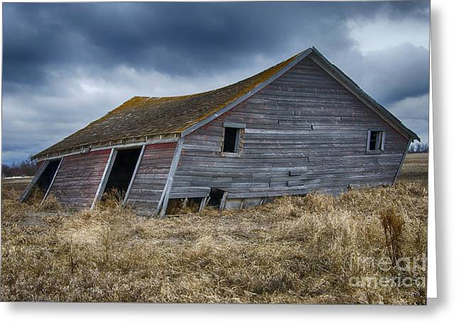 Lost In Time 4 Greeting Card by Bob Christopher