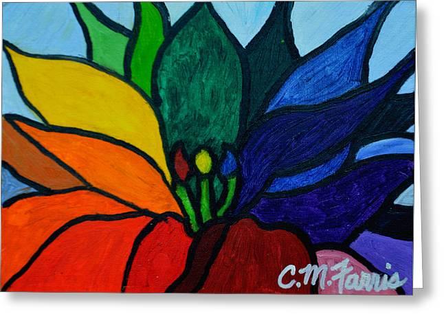 Lotus Flower 1 Greeting Card