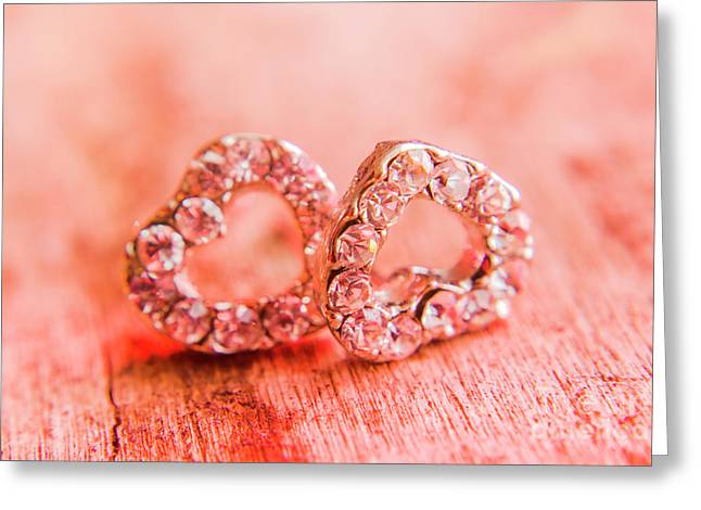 Love Of Crystals Greeting Card by Jorgo Photography - Wall Art Gallery