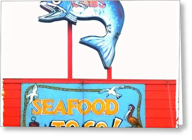 Love This #sign For An Old School Greeting Card by Shari Warren