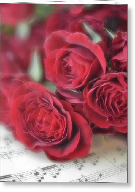 Love's Music Greeting Card