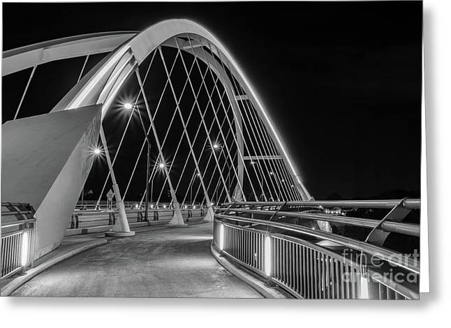 Lowry Avenue Bridge Greeting Card