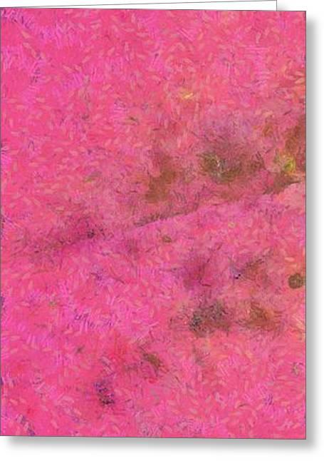Lucubration Rhythm  Id 16097-150746-10070 Greeting Card