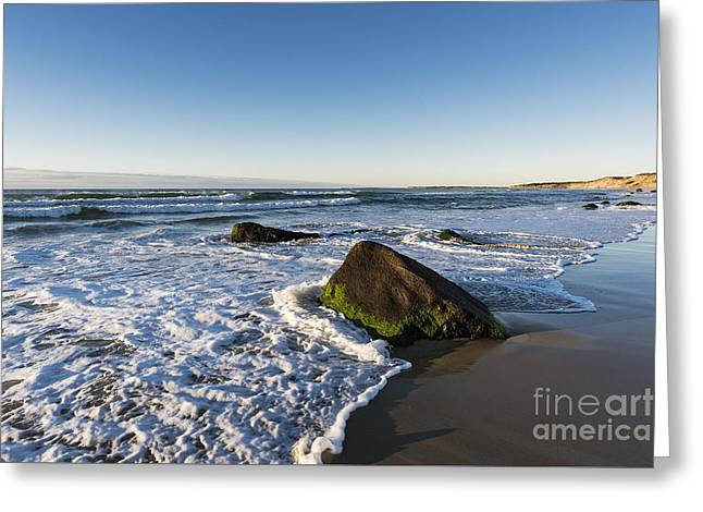 Lucy Vincent Beach Greeting Card