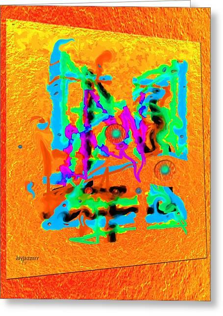 Lumen Greeting Card