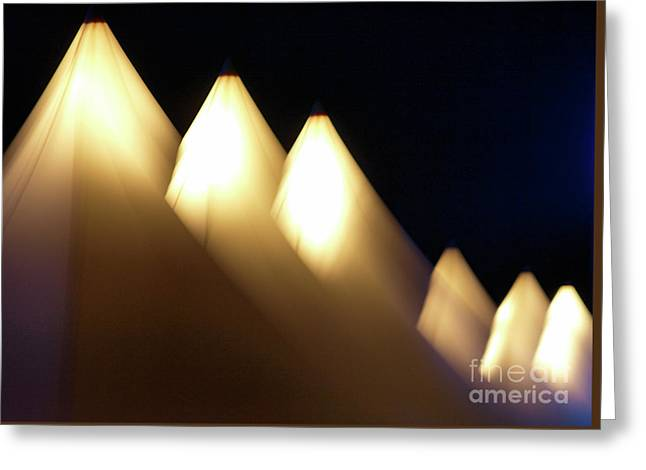 Lumineuse Greeting Card