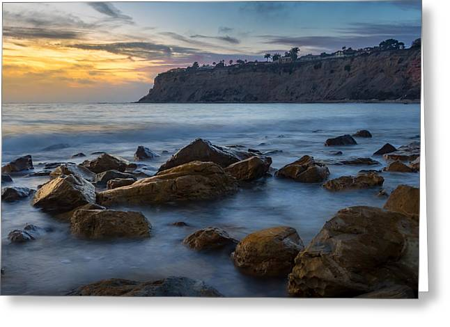 Lunada Bay Greeting Card