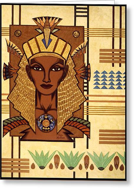 Luxor Deluxe Greeting Card