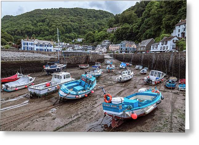 Lynmouth - England Greeting Card