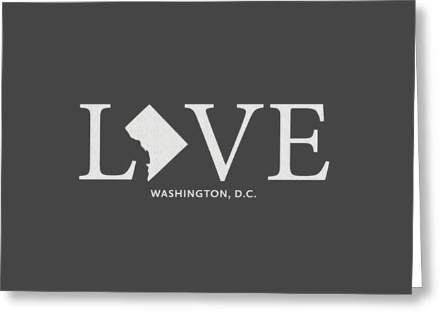 Ma Love Greeting Card by Nancy Ingersoll