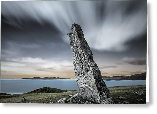 Macleod's Stone Greeting Card