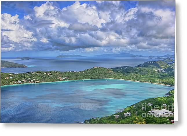 Magens Bay  Greeting Card