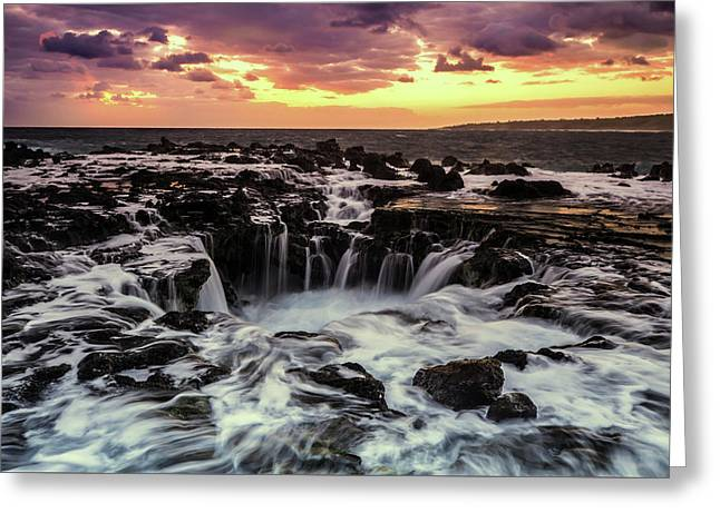 Magic Of Kauai Greeting Card