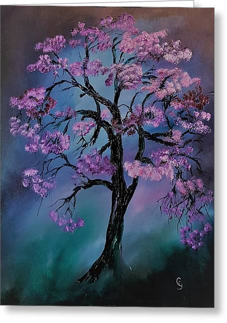 Magical Tree                  66 Greeting Card
