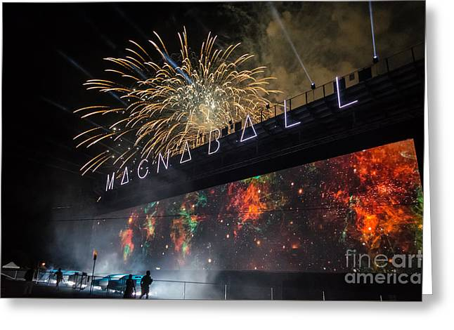 Magnaball Finale Greeting Card