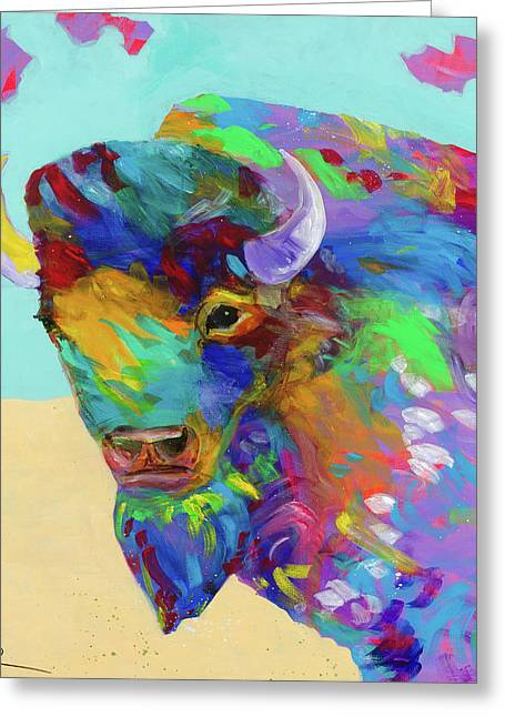 Tracy Miller Greeting Cards - Magnificent Greeting Card by Tracy Miller