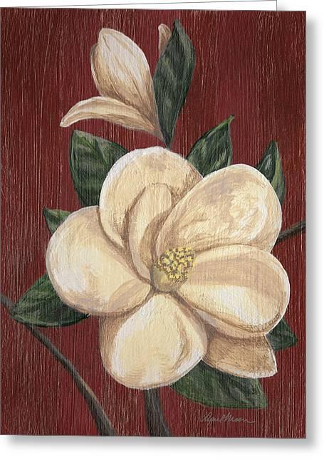 Magnolia II Greeting Card