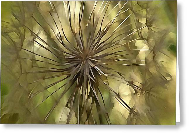 Make A Wish Greeting Card by Tracey Harrington-Simpson