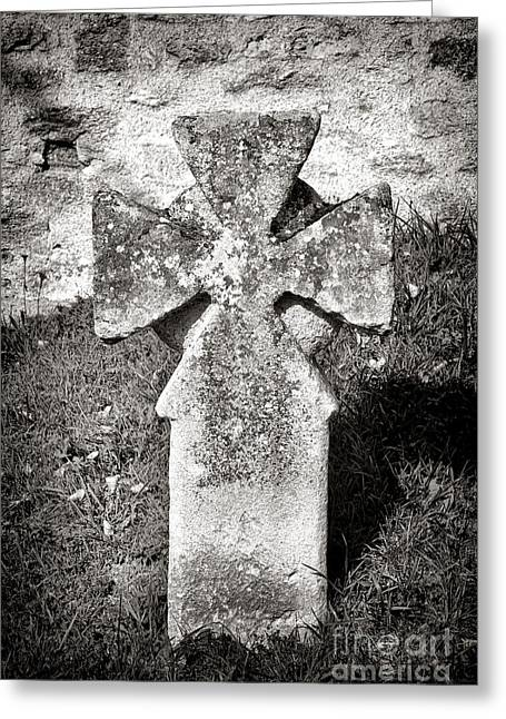 Malta Cross   Greeting Card by Olivier Le Queinec