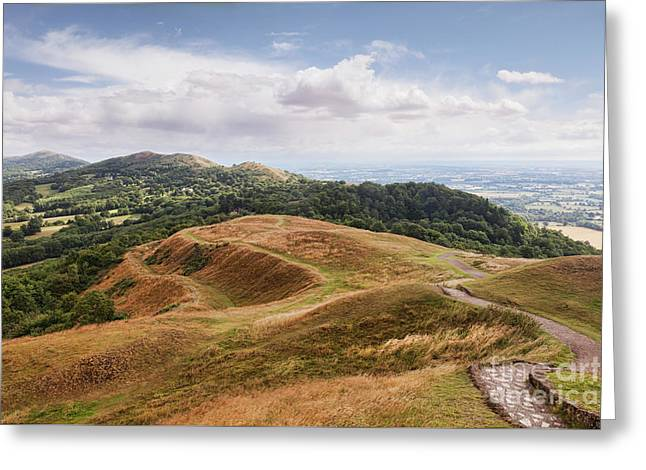 Malvern Hills Greeting Card
