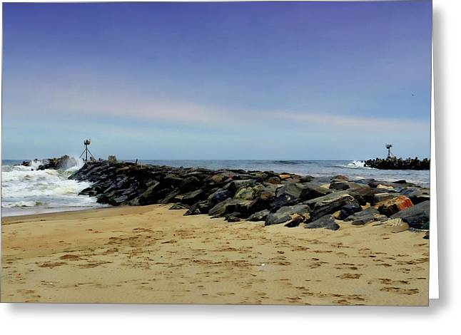 Manasquan  Greeting Card