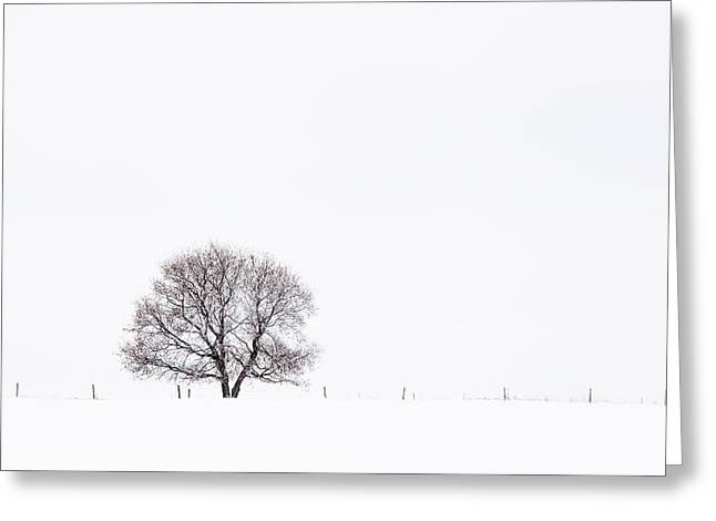 Manitoba Winter Greeting Card