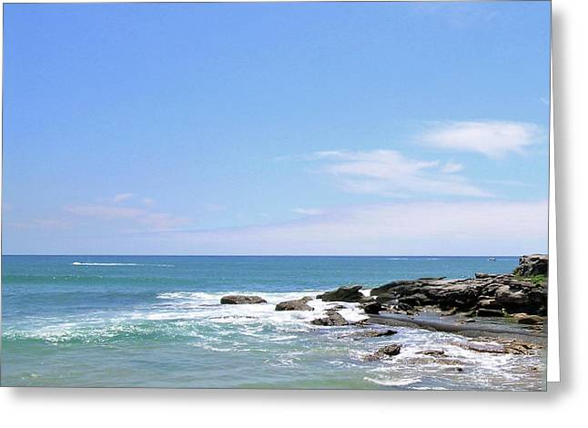 Manly Beach No. 267 Greeting Card