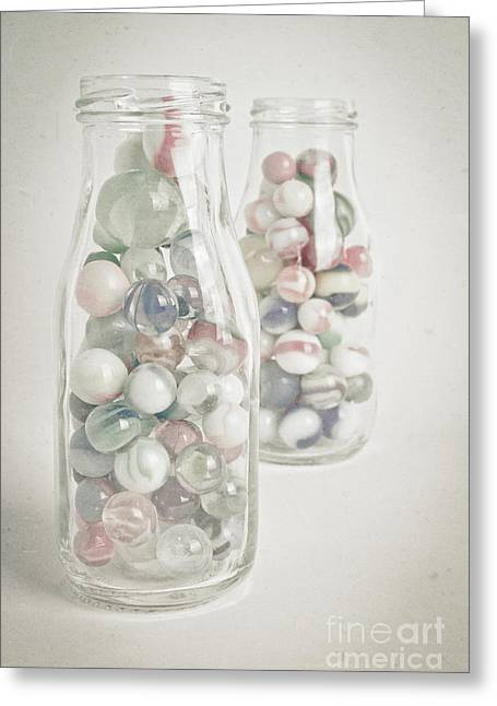 Marble Memories Greeting Card by Edward Fielding