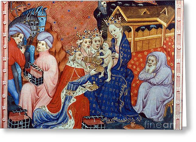 Marco Polo (1254-1324) Greeting Card