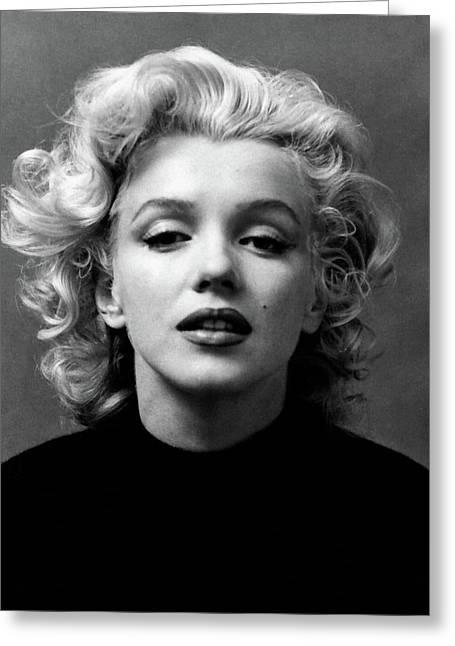 Marilyn Monroe 14 Greeting Card
