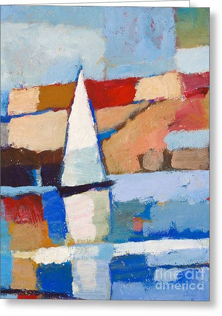 Maritime Greeting Card by Lutz Baar