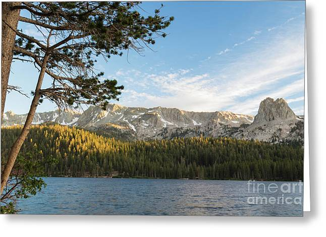 Marry Lake  Greeting Card