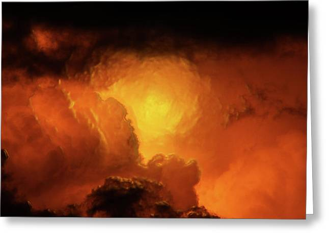 Marvelous Clouds Greeting Card